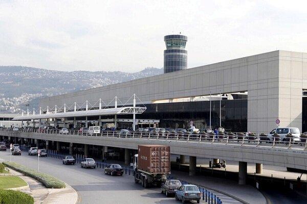فرودگاه بیروت اجازه فرود هواپیمای ترکیهای را نداد