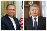 Tehran, Bishkek discuss expansion of economic ties
