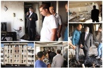 انفجار گاز در اسلامشهر به دو ساختمان بالای ۸۰ درصد خسارت وارد کرد