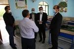 نظارت جدی بر رعایت مسائل بهداشتی در مدارس تنگستان انجام میشود