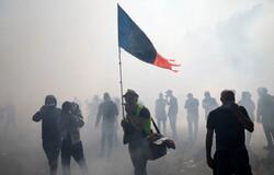 بازگشت جلیقهزردها به خیابانهای فرانسه