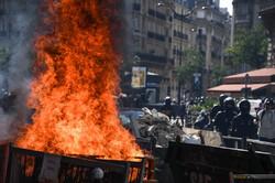 فرانس میں لاک ڈاؤن کے بعد پیلی جیکٹ والوں کے مظاہروں کا دوبارہ آغاز
