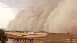 صدور هشدار نارنجی هواشناسی/ فردا اصفهان طوفانی میشود