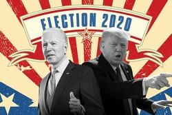 آخرین وضعیت بایدن و ترامپ در نظرسنجی های ایالتی