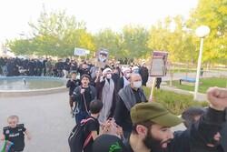 """Azerbaycanlı din adamlarının """"Charlie Hebdo"""" protestosu"""