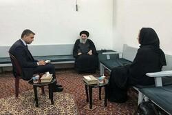 Ayetullah Sistani: Irak'ta erken seçim zamanında yapılmalı