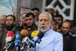 جنگ با صهیونیستها پایان نیافته است/ اسرائیل را از سراسر فلسطین بیرون می کنیم