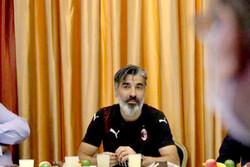 برگزاری مراسم معارفه وحید شمسایی و آغاز تمرین تیم فوتسال گیتی پسند