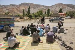 ایران کے ضلع بجنورد کے 72 دیہاتوں میں 72 شہداء کے نام پر 72 مجالس عزا منعقد