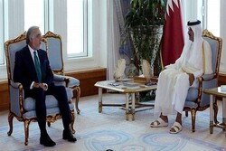 امیر قطر  از تلاشهای صلح در افغانستان حمایت کرد