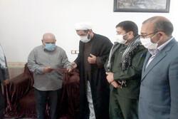 صبر و بردباری خانواده شهدا در راه انقلاب اسلامی ستودنی است