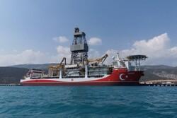 ترکیه دومین کشتی حفاری خود را عازم دریای سیاه می کند