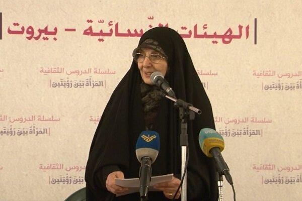 الدکتورة کرماني تركت بصمة لن يمحيها غيابها المفجع والأليم
