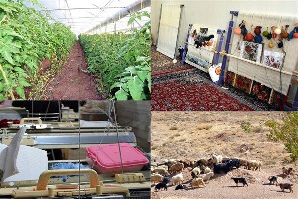 ۱۴۲ هزار طرح اشتغال روستایی و عشایری امروز رونمایی میشود