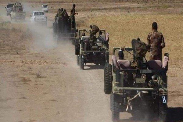 Hashd al-Sha'abi launches anti-ISIL operation in Al Anbar