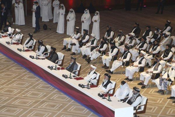 قطر،مذاكرات،افغانستان،جمهور،هيات