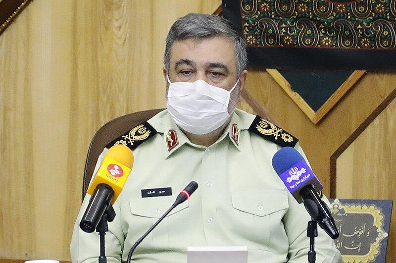 همکاری ناجا و سپاه برای برگزاری بهتر برنامههای هفته دفاع مقدس