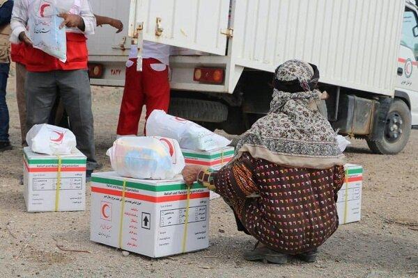 توزیع ۸ تریلی اقلام پیشگیری از کرونا در سیستان و بلوچستان