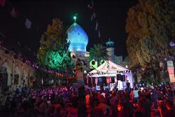 شیراز میں حضرت امام سجاد (ع) کی شہادت کی مناسبت سے عزاداری منعقد