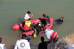 کشف جسد جوان غرق شده در سد تبارک قوچان