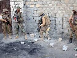 شمالی وزیرستان  وہابی دہشت گرد کمانڈر 3 ساتھیوں سمیت ہلاک