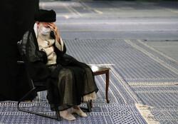 حسینیہ امام خمینی (رہ) میں امام سجاد(ع) کی شہادت کی مناسبت سے عزاداری