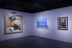 نخستین گالری هنری بخش خصوصی در خرمشهر افتتاح شد
