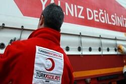 Suriye'de Türk Kızılayı aracına silahlı saldırı