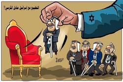 الكيان الصهيوني لدول الخليج الفارسي: التطبيع مقابل الكرسي
