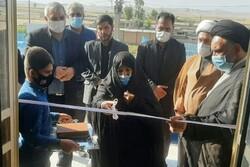 مدرسه منطقه محروم روستای «چشمه شیرین» پلدختر افتتاح شد