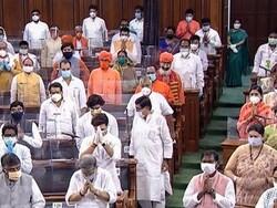 بھارتی پارلیمنٹ کے 30 ممبران اور 50 ملازمین کا کورونا وائرس ٹیسٹ مثبت آگیا