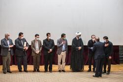 تکریم و معارفه مدیر خبرگزاری مهر استان قزوین