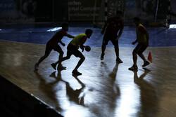 اردوی تیم ملی هندبال جوانان