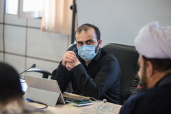 قزوین میں مہر نیوز کے صوبائی مدیر کی معرفی کی تقریب