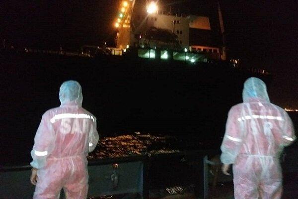 تقديم الخدمات الطبية للسفن التي تعبر بحر عمان