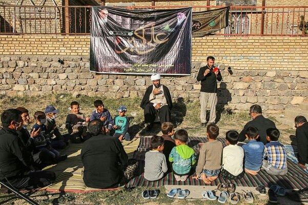 طرح برپایی ۷۲ روضه در ۷۲ روستای خراسان شمالی/ هم نوا با اسرا