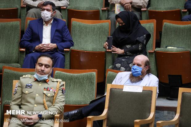 2nd intl. 'Peace & Defense' book fair opens in Tehran
