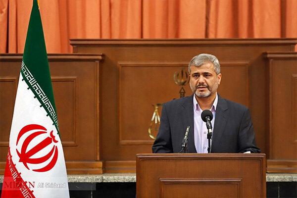 تاکید دادستان تهران برای بررسی علل بالابودن آمار پرونده های مسن