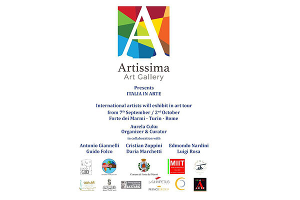Iranian judge, artists in Italian art tour