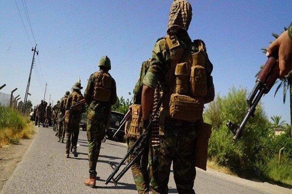 Hashd al-Sha'abi repels ISIL attack in Iraq's Samarra