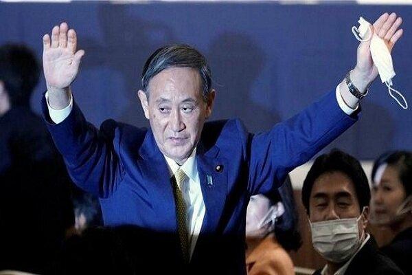 یوشیہدے سوگا جاپان کے نئے وزير اعظم منتخب