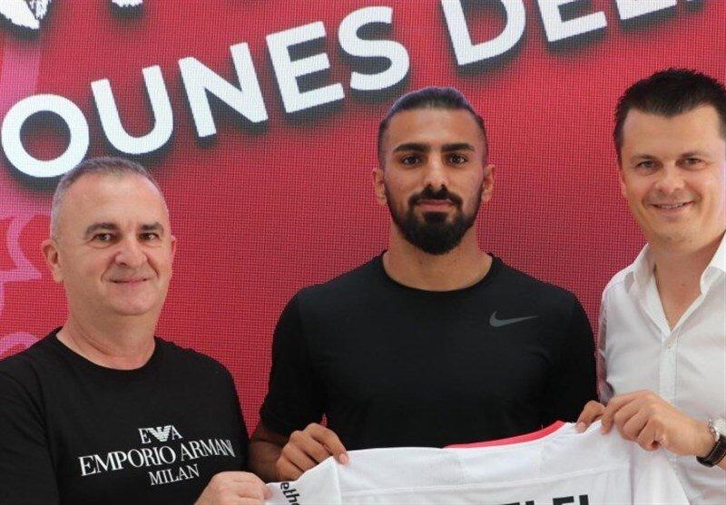 Younes Delfi joins HNK Gorica