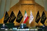 جلسه علنی آغاز شد/ سخنرانی فرمانده ارتش به مناسبت هفته دفاع مقدس