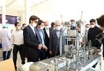 ۱۵ محصول فناورانه دانشگاه تبریز رونمایی شد