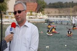 امیدواری هیات قایقرانی البرز برای میزبانی خوب مسابقات اسلالوم