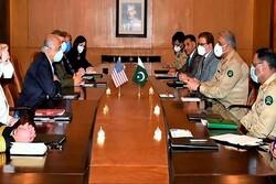 «زلمای خلیلزاد» به پاکستان سفر کرد