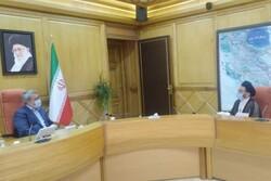 نماینده ولیفقیه در لرستان با وزیر کشور دیدار کرد