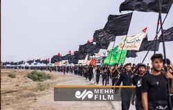ایران میں چہلم اور اربعین  کے پروگراموں کا اعلان