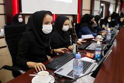 نحوه حضور کارکنان واحدهای دانشگاه آزاد تهران تا پایان هفته