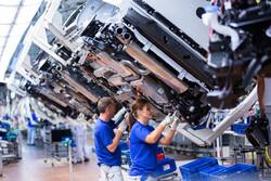 تولیدات صنعتی اروپا و منطقه یورو ۴.۱ درصد در جولای رشد کرد